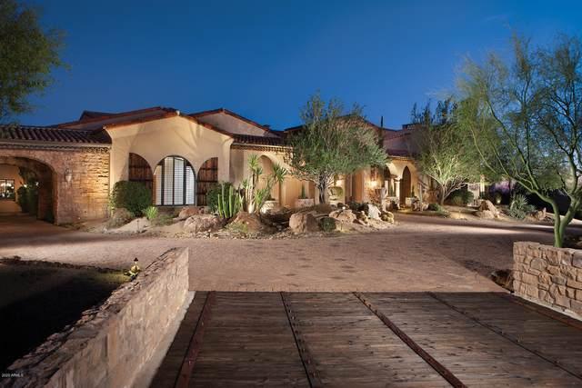 28009 N 90TH Way, Scottsdale, AZ 85262 (MLS #6020425) :: Dave Fernandez Team | HomeSmart