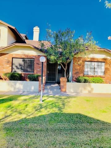 170 E Guadalupe Road #34, Gilbert, AZ 85234 (MLS #6020543) :: The Kenny Klaus Team