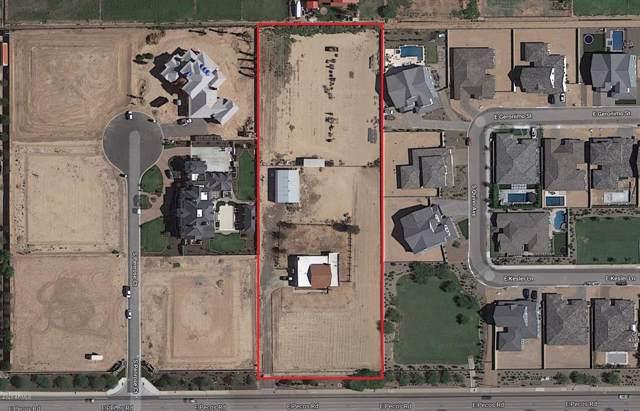16134 E Pecos Road, Gilbert, AZ 85295 (MLS #6020832) :: The Property Partners at eXp Realty