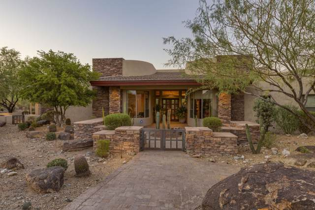 21398 W Jojoba Court, Buckeye, AZ 85396 (MLS #6021042) :: The W Group