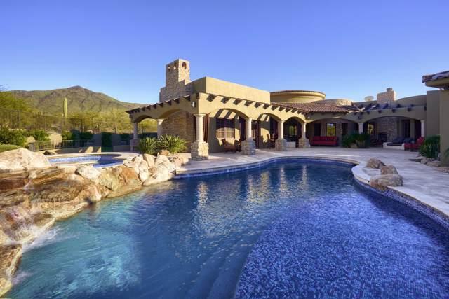 5498 E Butte Canyon Drive, Cave Creek, AZ 85331 (MLS #6021261) :: The W Group