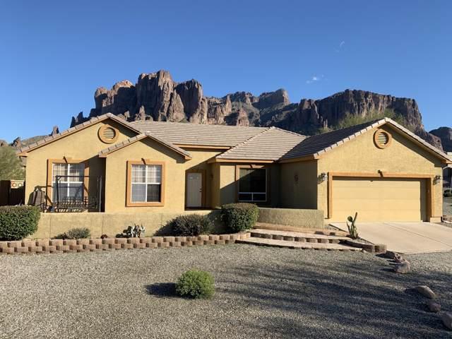 5946 E Mining Camp Street, Apache Junction, AZ 85119 (MLS #6022094) :: The Kenny Klaus Team