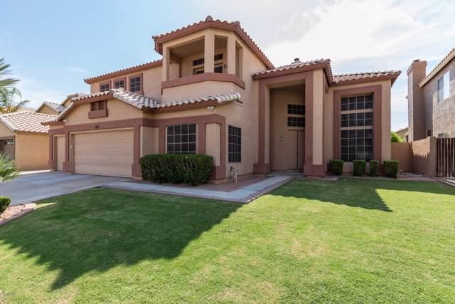 813 S Copper Key Court, Gilbert, AZ 85233 (MLS #6022198) :: Nate Martinez Team