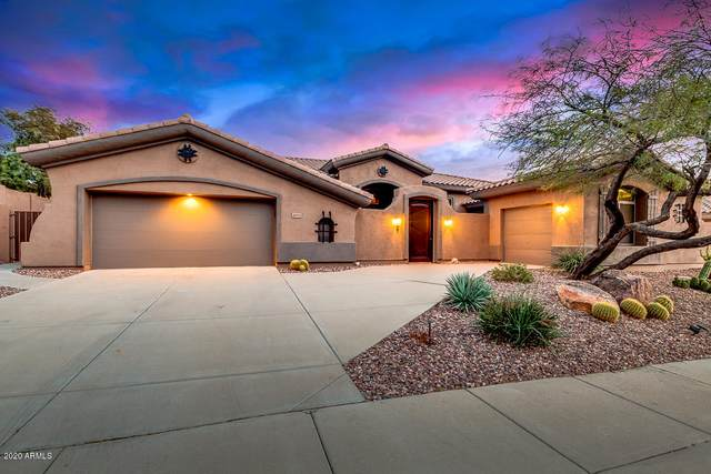41915 N Golf Crest Road, Anthem, AZ 85086 (MLS #6022348) :: The Daniel Montez Real Estate Group