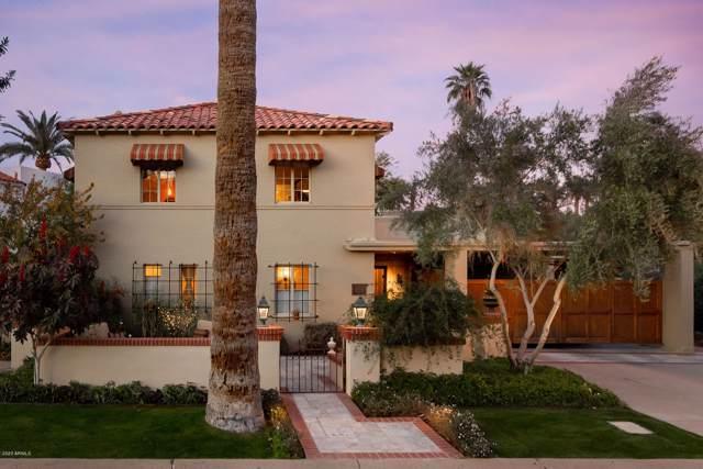 1617 Palmcroft Drive SW, Phoenix, AZ 85007 (MLS #6022472) :: Devor Real Estate Associates