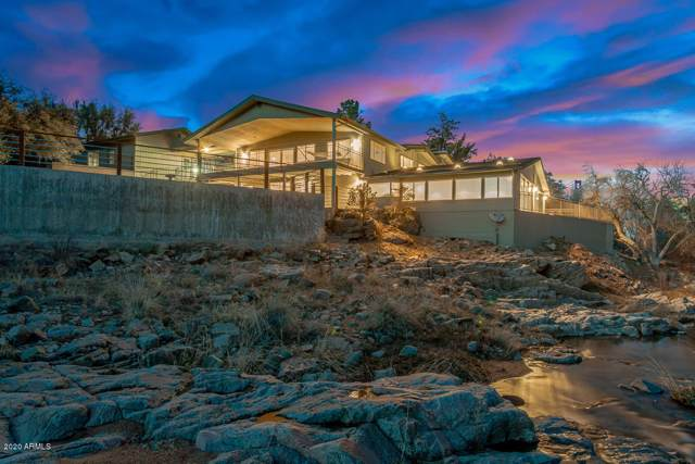 3 Glen Oaks Drive, Prescott, AZ 86305 (MLS #6022490) :: Lifestyle Partners Team