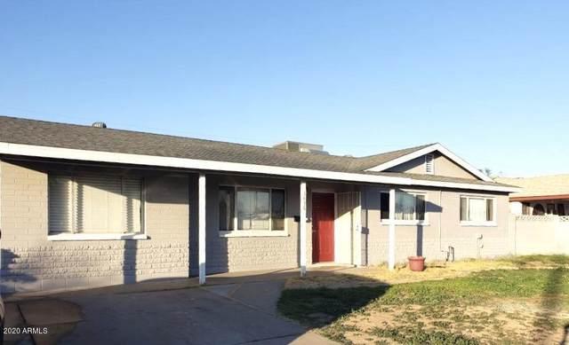 3438 W Poinsettia Drive, Phoenix, AZ 85029 (MLS #6023044) :: Devor Real Estate Associates