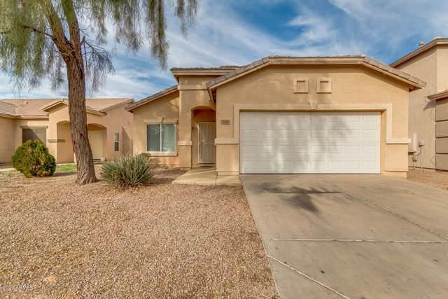804 W Spruell Avenue, Coolidge, AZ 85128 (MLS #6023174) :: Kortright Group - West USA Realty