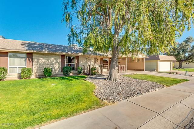 10606 W Tropicana Circle, Sun City, AZ 85351 (MLS #6023404) :: The W Group