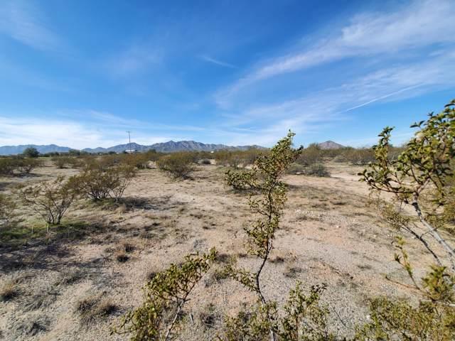 0 N Warren Road, Maricopa, AZ 85139 (MLS #6023535) :: The Property Partners at eXp Realty