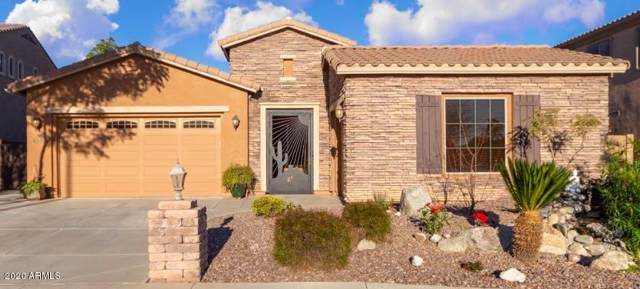2628 E Desert Broom Place, Chandler, AZ 85286 (MLS #6023573) :: The W Group
