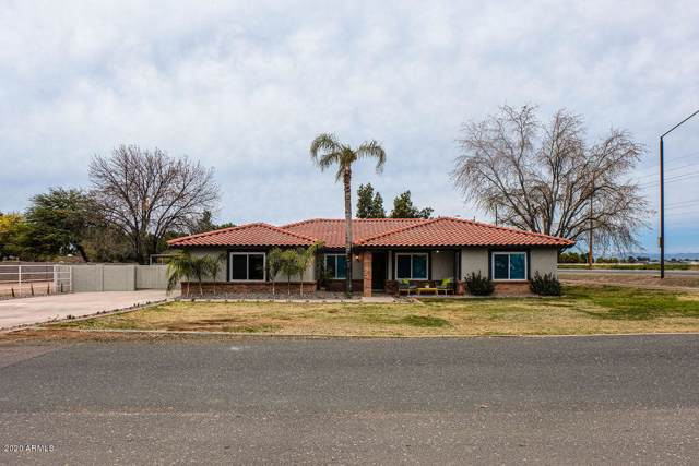 2392 E Claxton Street, Gilbert, AZ 85297 (MLS #6023681) :: Openshaw Real Estate Group in partnership with The Jesse Herfel Real Estate Group