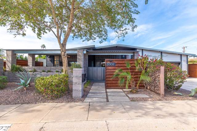 3302 N 81ST Street, Scottsdale, AZ 85251 (MLS #6023698) :: The Kenny Klaus Team