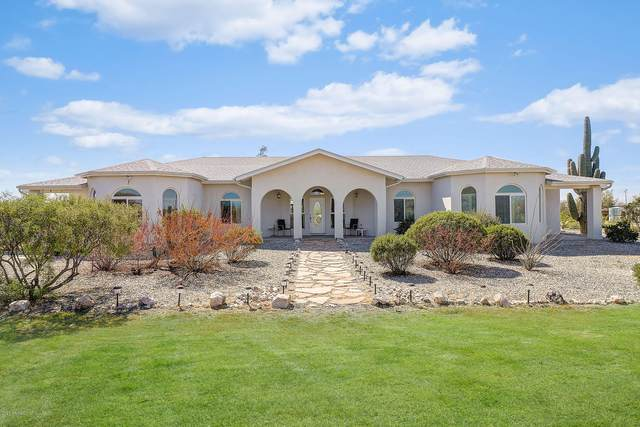 16805 W Dove Valley Road, Surprise, AZ 85387 (MLS #6023724) :: The Garcia Group