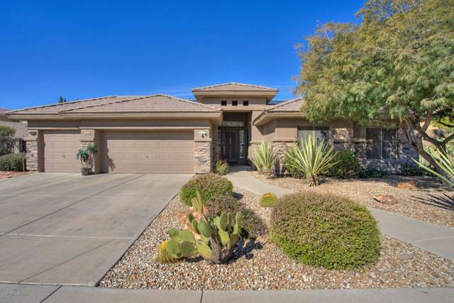 6026 E Old West Way, Scottsdale, AZ 85266 (MLS #6023908) :: The Kenny Klaus Team