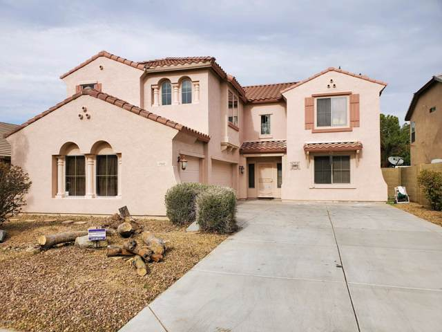 11582 W Yuma Street, Avondale, AZ 85323 (MLS #6023970) :: The Kenny Klaus Team