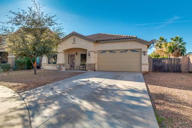 44255 W High Desert Trail, Maricopa, AZ 85139 (MLS #6024028) :: The Daniel Montez Real Estate Group