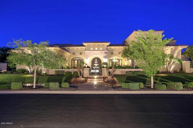 555 W Harmony Place, Chandler, AZ 85248 (MLS #6024191) :: Relevate   Phoenix