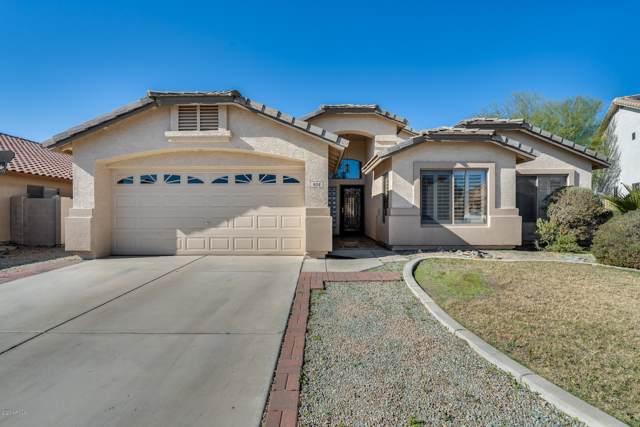 904 N 166TH Lane, Goodyear, AZ 85338 (MLS #6024229) :: Brett Tanner Home Selling Team