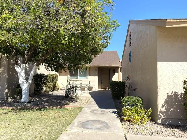 191 Leisure World, Mesa, AZ 85206 (MLS #6024268) :: Riddle Realty Group - Keller Williams Arizona Realty