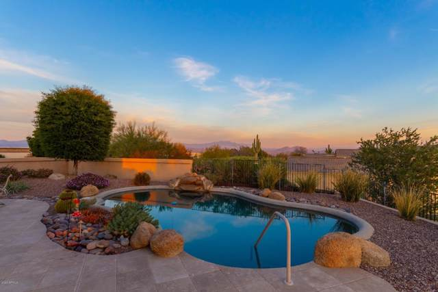 16423 E Kingstree Boulevard, Fountain Hills, AZ 85268 (MLS #6024406) :: Nate Martinez Team