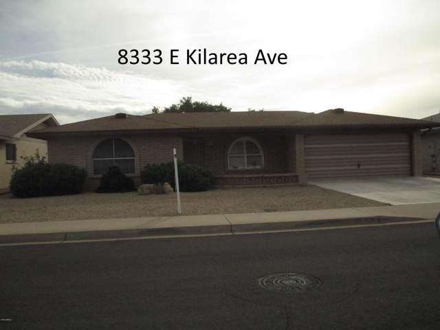 8333 E Kilarea Avenue, Mesa, AZ 85209 (MLS #6024502) :: Lux Home Group at  Keller Williams Realty Phoenix