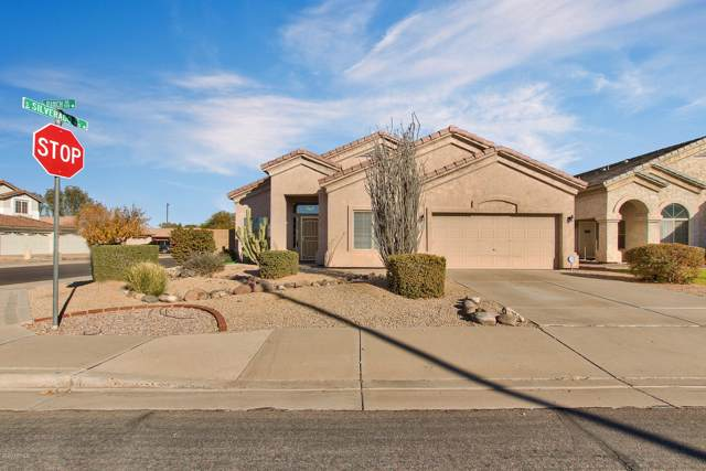 598 E Ranch Road, Gilbert, AZ 85296 (MLS #6024615) :: Revelation Real Estate