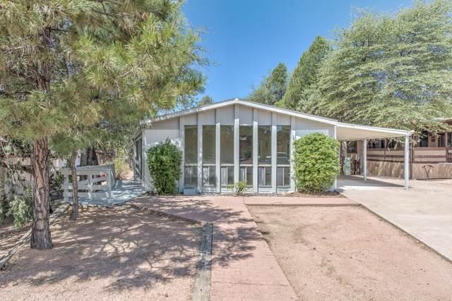 1207 W Birchwood Road, Payson, AZ 85541 (MLS #6024938) :: Brett Tanner Home Selling Team