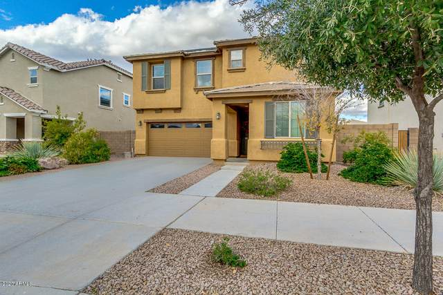 21238 E Cherrywood Drive, Queen Creek, AZ 85142 (MLS #6025019) :: Revelation Real Estate