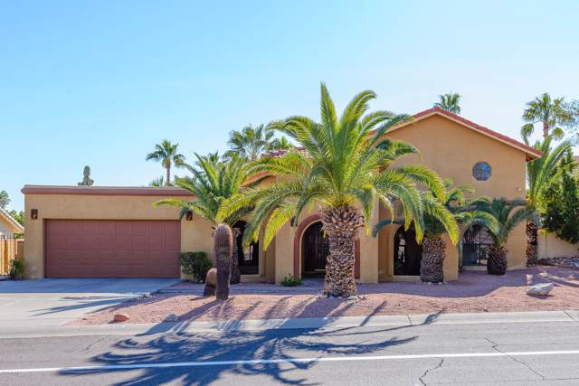 15547 E Palomino Boulevard, Fountain Hills, AZ 85268 (MLS #6025147) :: The Kenny Klaus Team