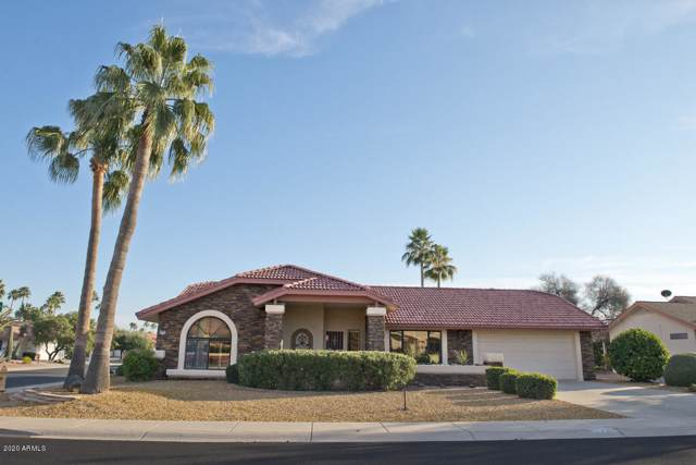 13703 W Elmbrook Drive, Sun City West, AZ 85375 (MLS #6025529) :: Long Realty West Valley