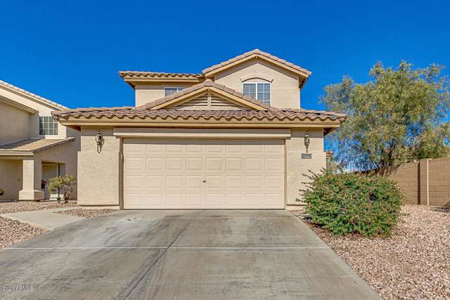 22506 W Lasso Lane, Buckeye, AZ 85326 (MLS #6025672) :: The W Group