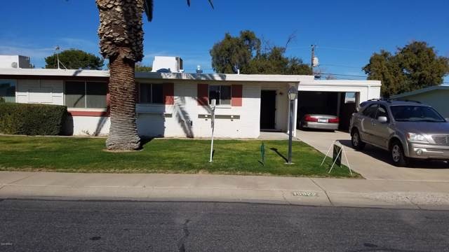 10822 W Peoria Avenue, Sun City, AZ 85351 (MLS #6025870) :: Brett Tanner Home Selling Team