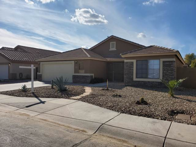 15152 N 134TH Lane, Surprise, AZ 85379 (MLS #6025919) :: Kortright Group - West USA Realty