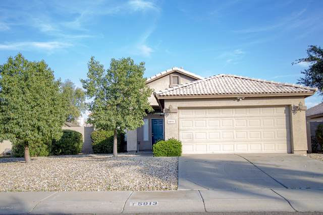 5913 N 78TH Avenue, Glendale, AZ 85303 (MLS #6026131) :: The Mahoney Group