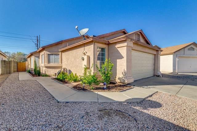 11954 N 74TH LN Lane, Peoria, AZ 85345 (MLS #6026161) :: The Luna Team