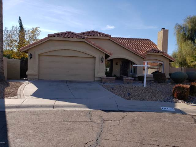 14264 S 43RD Place, Phoenix, AZ 85044 (MLS #6026195) :: Power Realty Group Model Home Center
