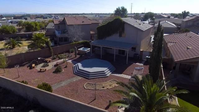 41544 W Hillman Drive, Maricopa, AZ 85138 (MLS #6026213) :: The Daniel Montez Real Estate Group