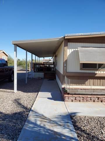 33613 N 224th Lane, Wittmann, AZ 85361 (MLS #6026308) :: The Property Partners at eXp Realty