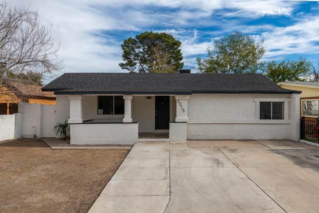 2315 N 27TH Street, Phoenix, AZ 85008 (MLS #6026521) :: The W Group