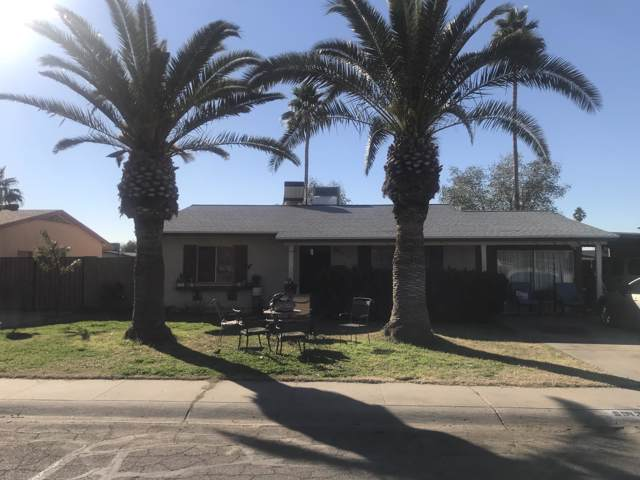 5943 W Britton Avenue, Phoenix, AZ 85033 (MLS #6026881) :: The Kenny Klaus Team