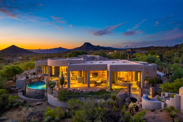 11039 E Harris Hawk Trail, Scottsdale, AZ 85262 (MLS #6027140) :: Conway Real Estate