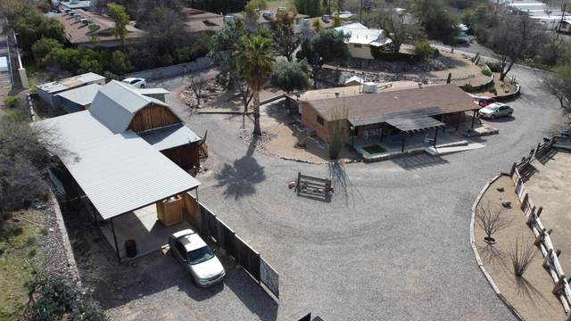 540 Palm Drive, Wickenburg, AZ 85390 (MLS #6027171) :: Brett Tanner Home Selling Team