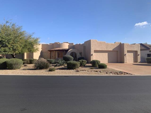 7130 E Saddleback Street #10, Mesa, AZ 85207 (MLS #6027626) :: Riddle Realty Group - Keller Williams Arizona Realty