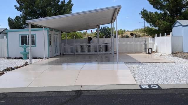1030 S Barrel Cactus Ridge, Benson, AZ 85602 (MLS #6028209) :: Arizona 1 Real Estate Team