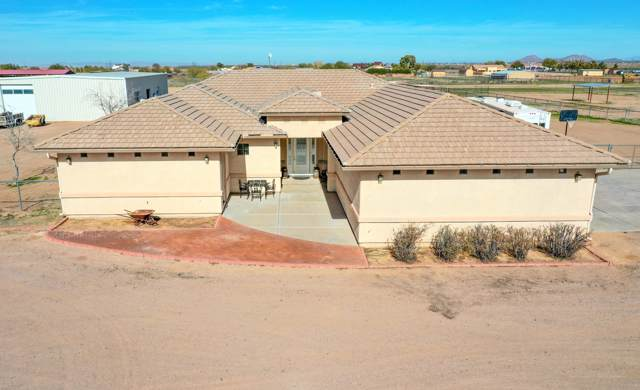 34630 W Jo Blanca Road, Stanfield, AZ 85172 (MLS #6028248) :: Conway Real Estate