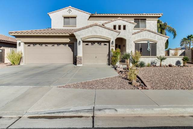 16918 W Statler Street, Surprise, AZ 85388 (MLS #6028437) :: The Everest Team at eXp Realty