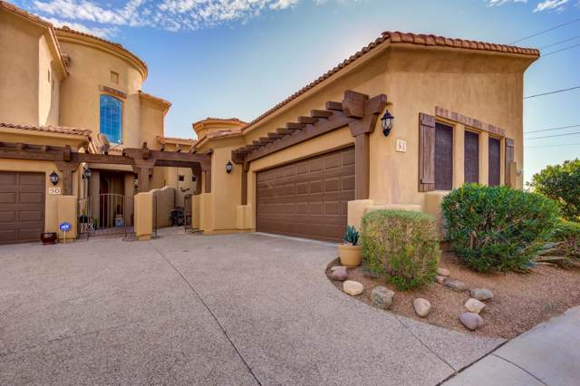 5370 S Desert Dawn Drive #51, Gold Canyon, AZ 85118 (MLS #6028589) :: The Kenny Klaus Team