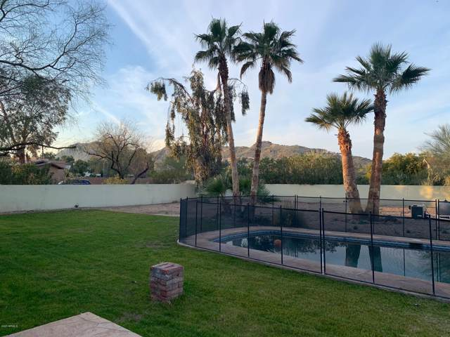 6602 E Lincoln Drive, Paradise Valley, AZ 85253 (MLS #6028860) :: Brett Tanner Home Selling Team