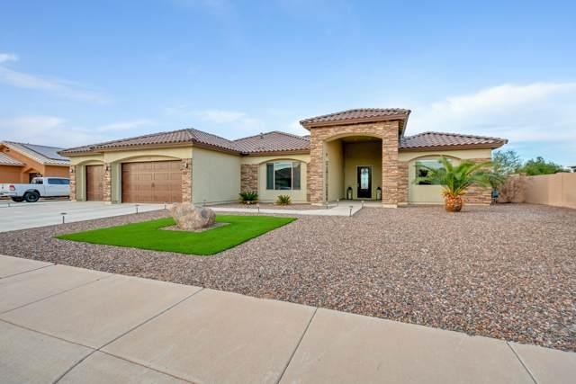 164 W Crimson Sky Court, Casa Grande, AZ 85122 (MLS #6029527) :: My Home Group